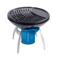 Campingaz Party Grill gasbarbecue, Zwart/blauw