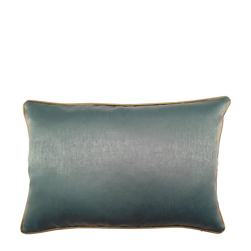 Raaf sierkussenhoes  (40x60 cm), Blauw