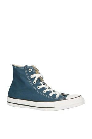 Chuck Taylor All Star Classic Hi   sneakers blauw