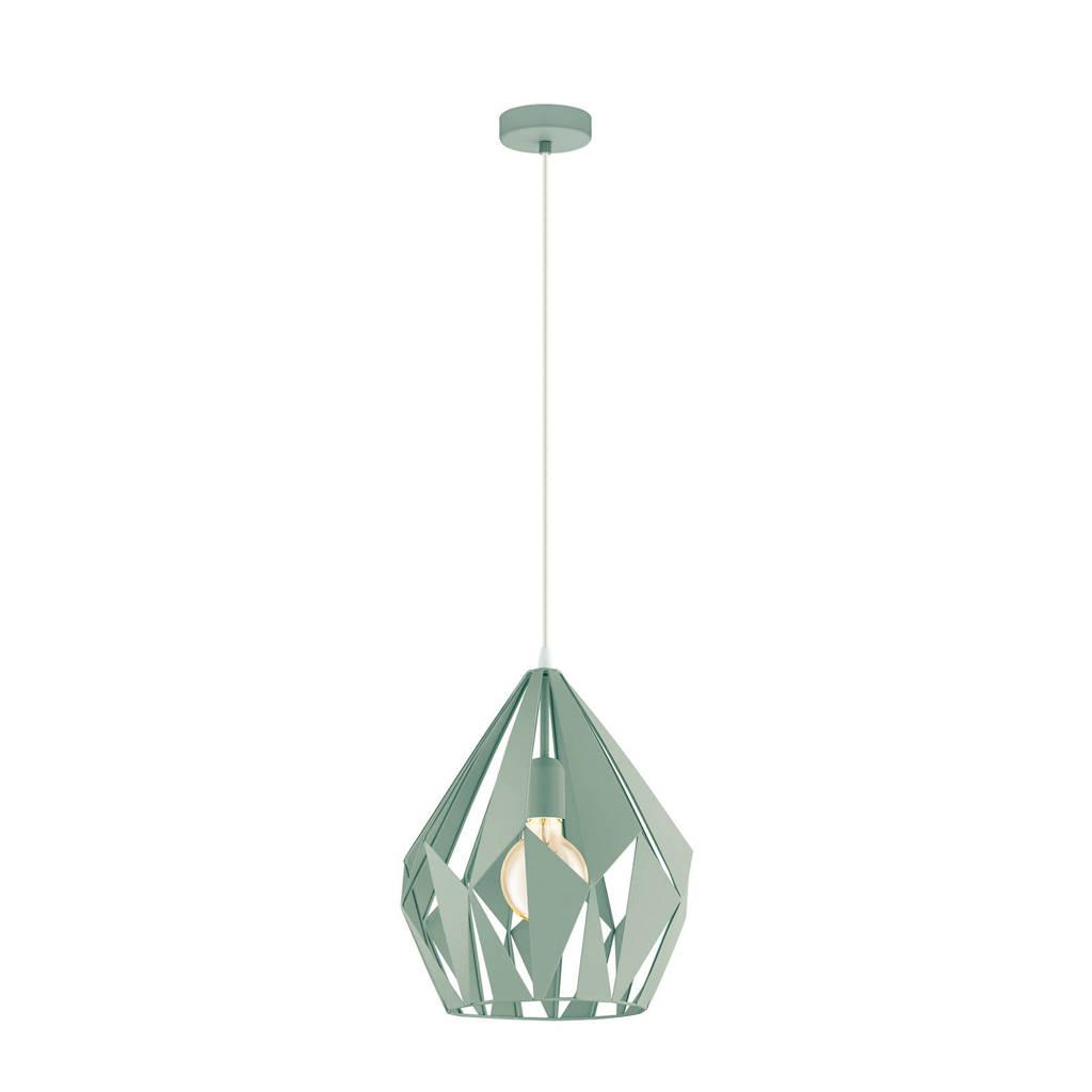 EGLO hanglamp, Vintagegroen