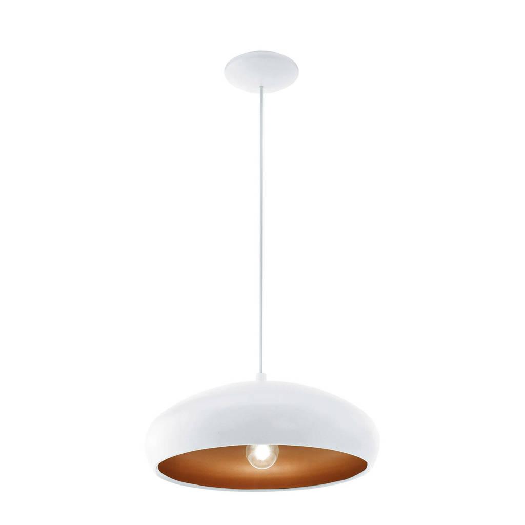 EGLO hanglamp Mogano 1, Wit/koper