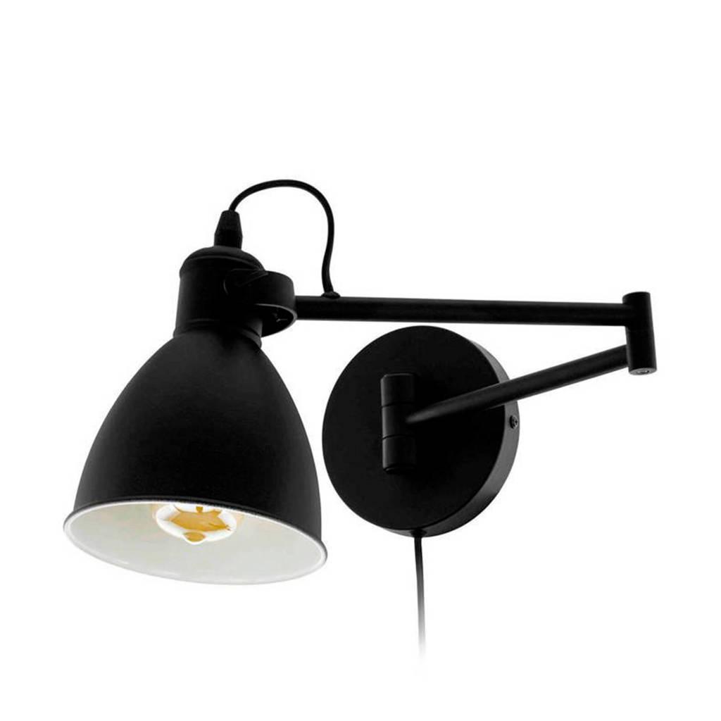 EGLO wandlamp San Peri, Zwart