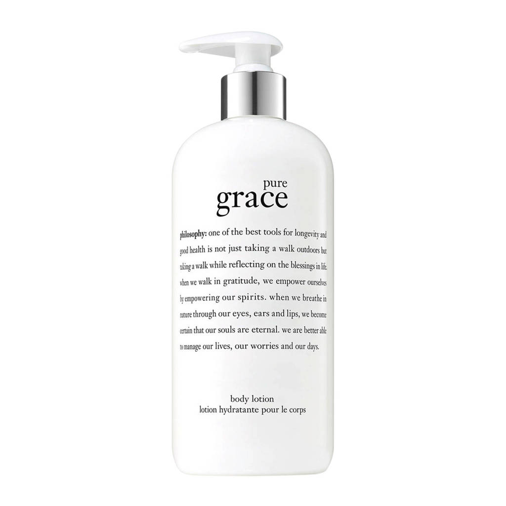 philosophy pure grace firming bodylotion -  480 ml