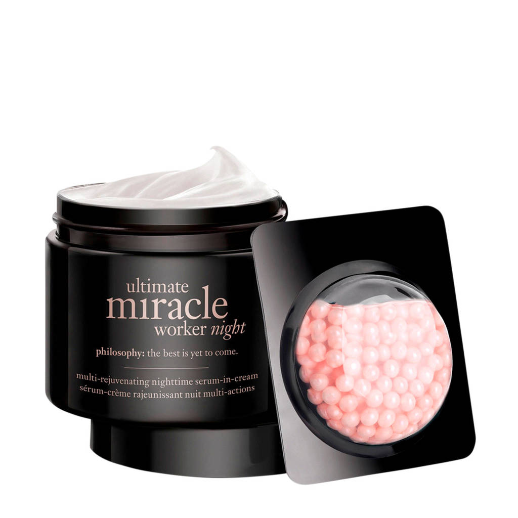 philosophy ultimate miracle worker nachtcrème - 60 ml