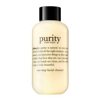 purity made simple 3-in-1 cleanser for face and eyes - 90 ml