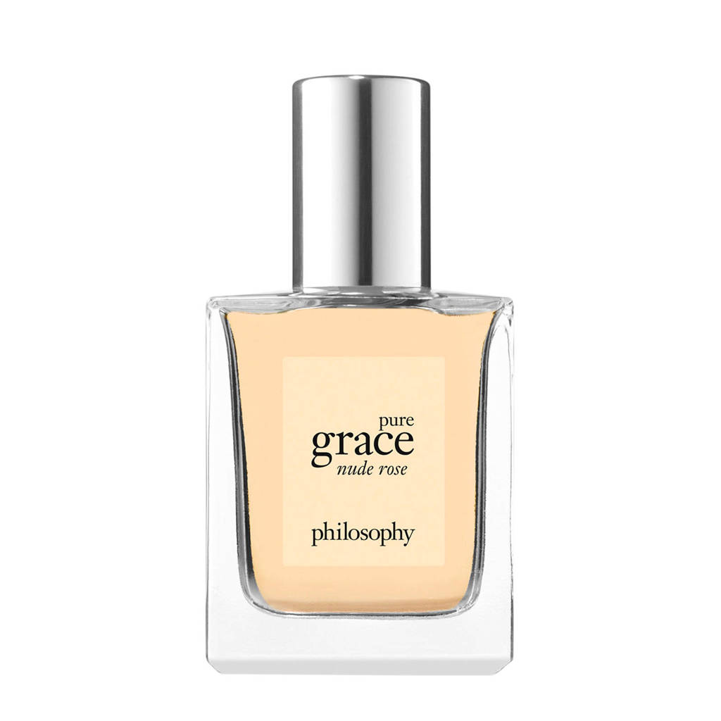 philosophy pure grace nude rose eau de toilette  - 15 ml