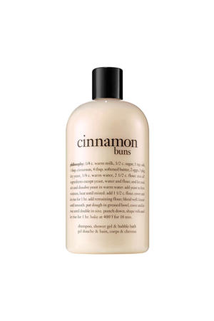 bath cinnamon buns douchegel -  480 ml