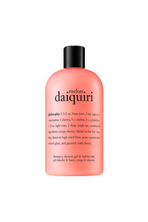 bath melon daiquiri douchegel -  480 ml