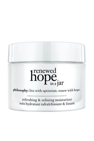 refreshing & refining moisturizer - 60 ml