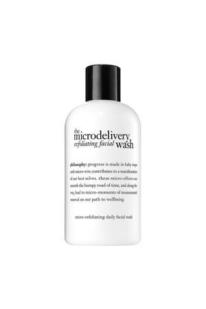 micro-exfoliating daily gezichtsreiniger -  240 ml