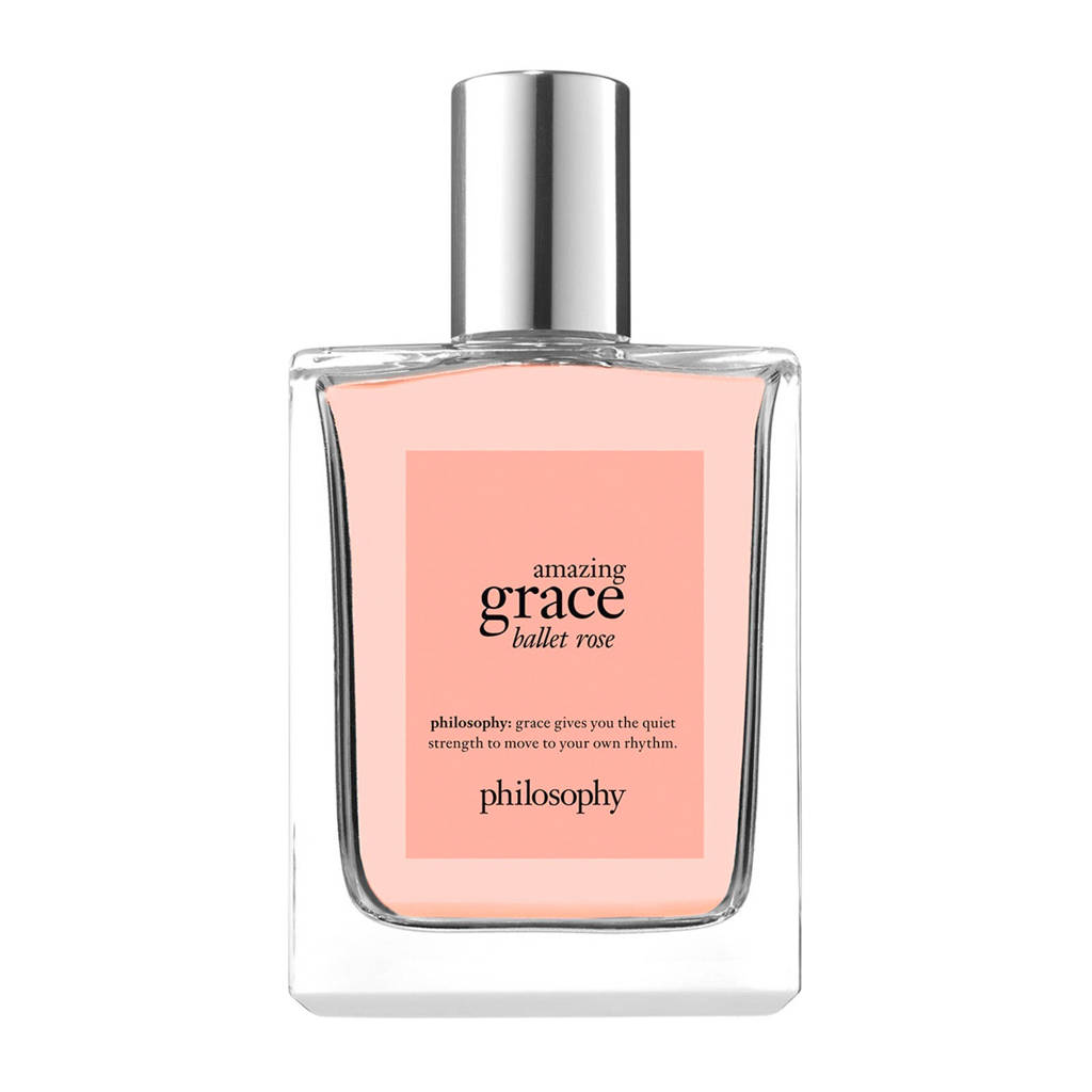 philosophy amazing grace ballet rose eau de toilette - 60 ml