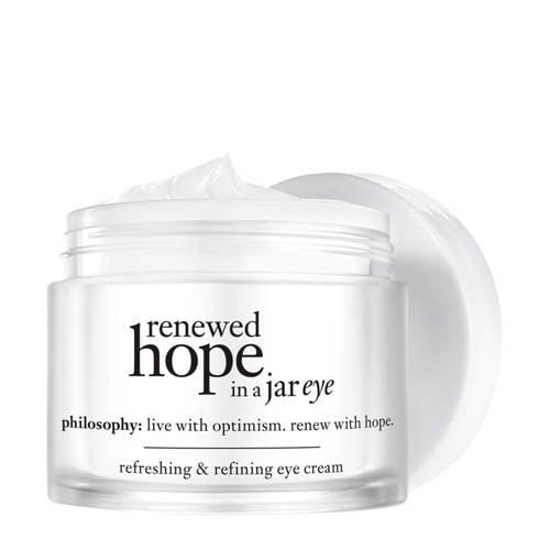 philosophy renewed hope in a jar refreshing &