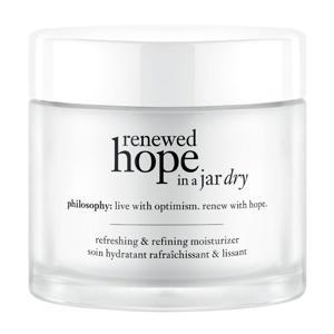 refreshing & refinining moisturizer dry skin - 60 ml