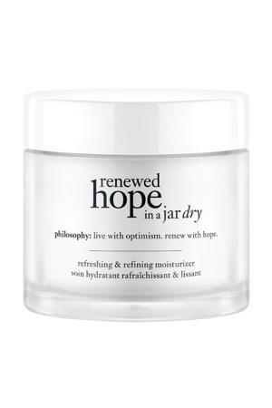 renewed hope in a jar refreshing & refinining moisturizer dry skin - 60 ml