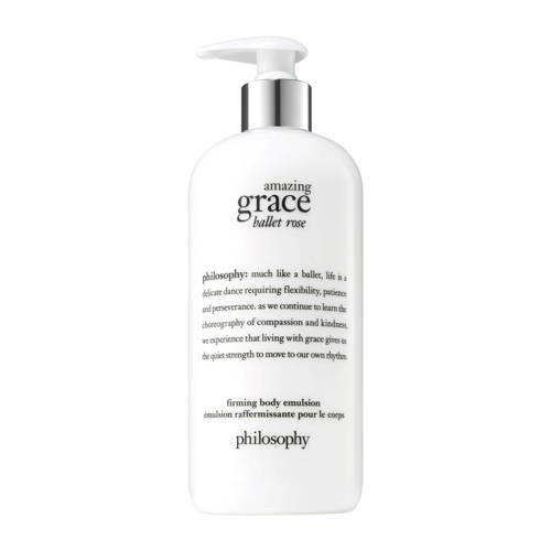 philosophy amazing grace ballet rose firming bodyl