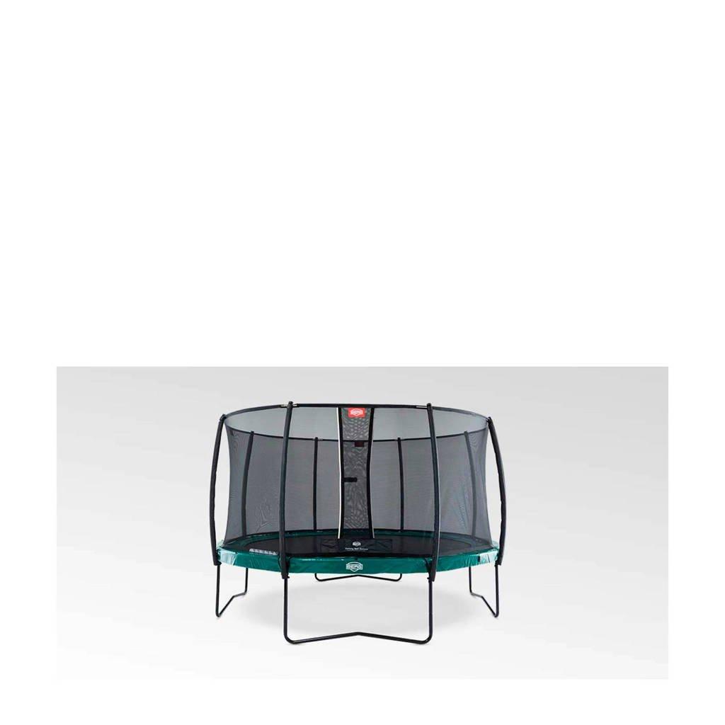 BERG Elite trampoline Ø430 cm, ø430, Groen