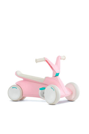 GO² 2-in-1 loopauto roze