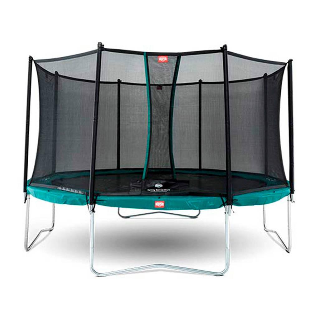BERG Favorit trampoline Ø330 cm, Groen
