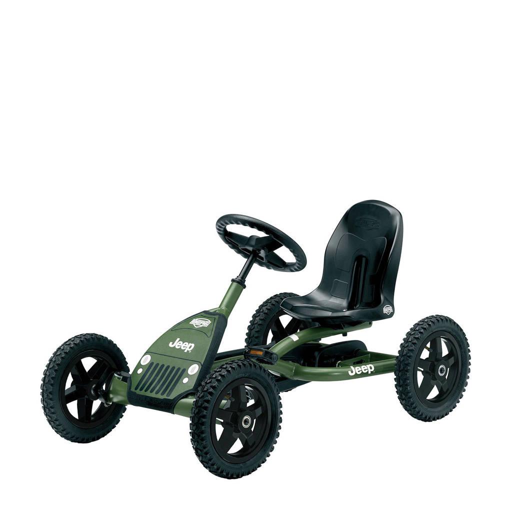 BERG Jeep® Junior Pedal Go-kart