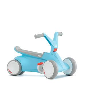 GO² 2-in-1 loopauto blauw