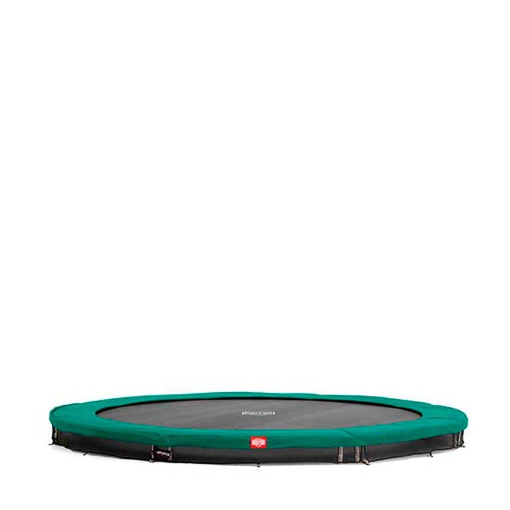 BERG Favorit Inground trampoline Ø430 cm, ø430, Groen