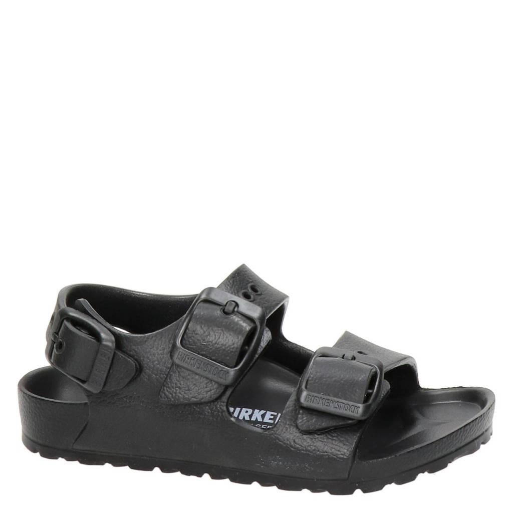 Birkenstock Milano Eva sandalen zwart, Zwart