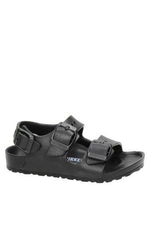 Milano Eva sandalen zwart