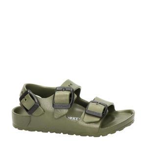 Milano Eva sandalen groen