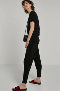 Inwear jersey jumpsuit zwart, Zwart