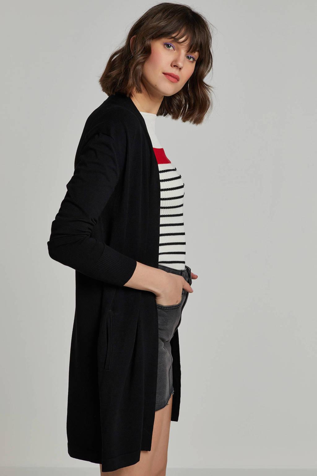 Inwear vest zwart, Zwart