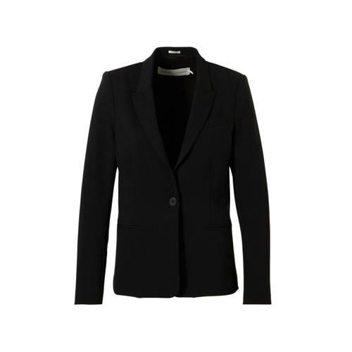 Inwear jersey blazer zwart