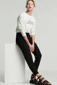 Inwear slim fit broek zwart, Zwart
