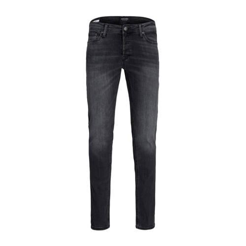 JACK & JONES slim fit jeans Glenn black denim