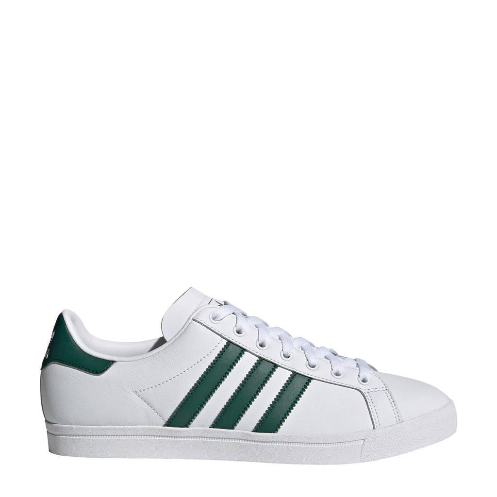 2fee6829c36 adidas originals Coast Star sneakers, Wit/groen