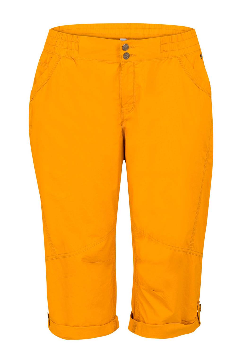 Miss Etam Plus loose fit apri geel, Geel