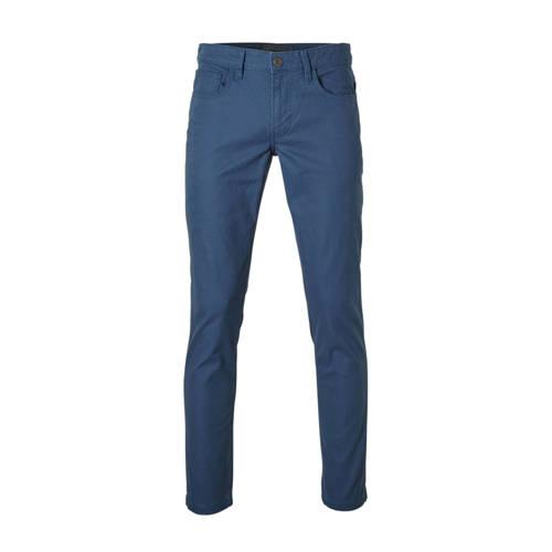 C&A Angelo Litrico slim fit broek blauw