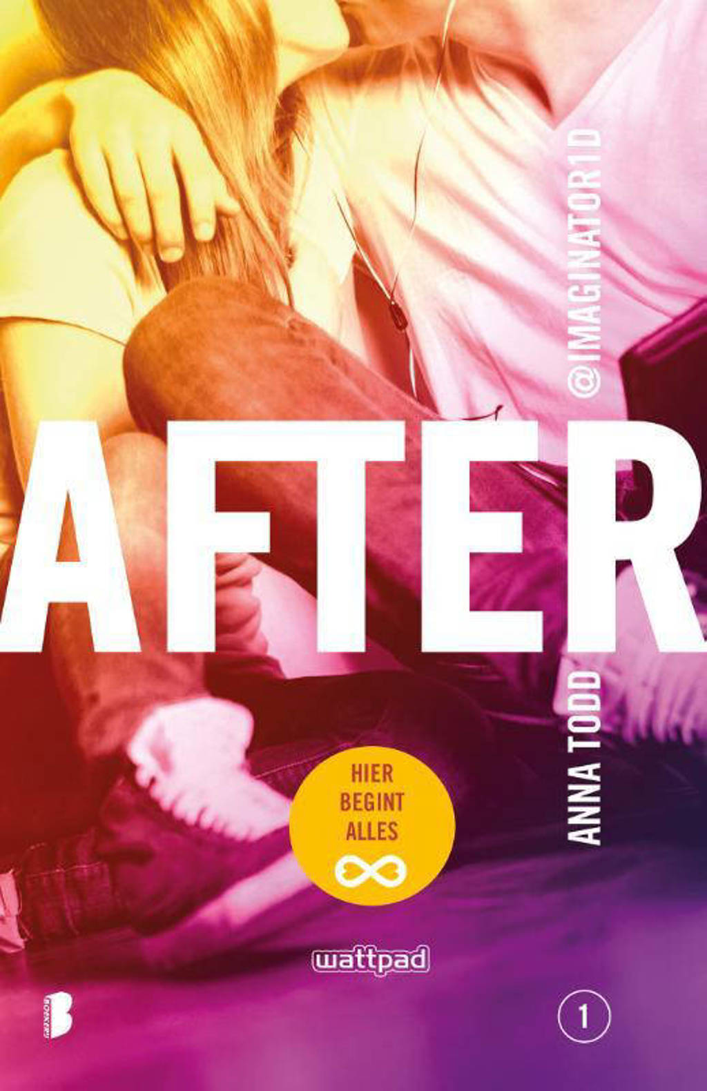 After: Hier begint alles - Anna Todd