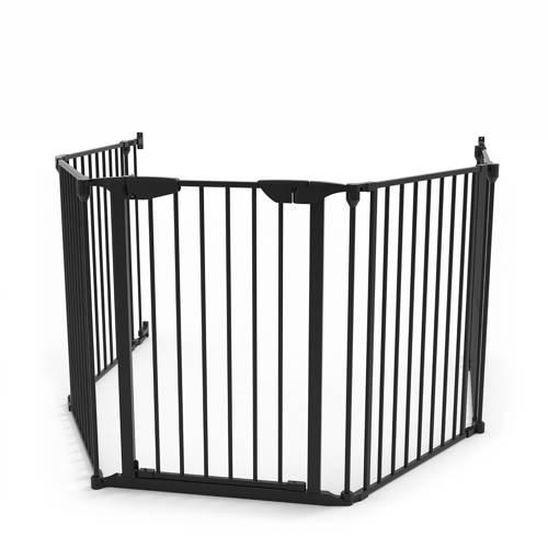 Noma 5-delig veiligheidshek zwart kopen