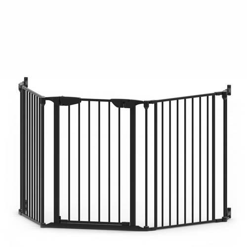 Noma 3-delig veiligheidshek zwart kopen