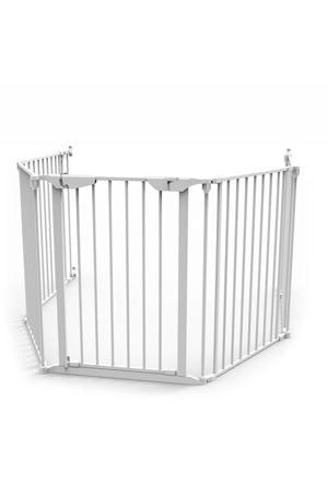 5-delig veiligheidshek wit