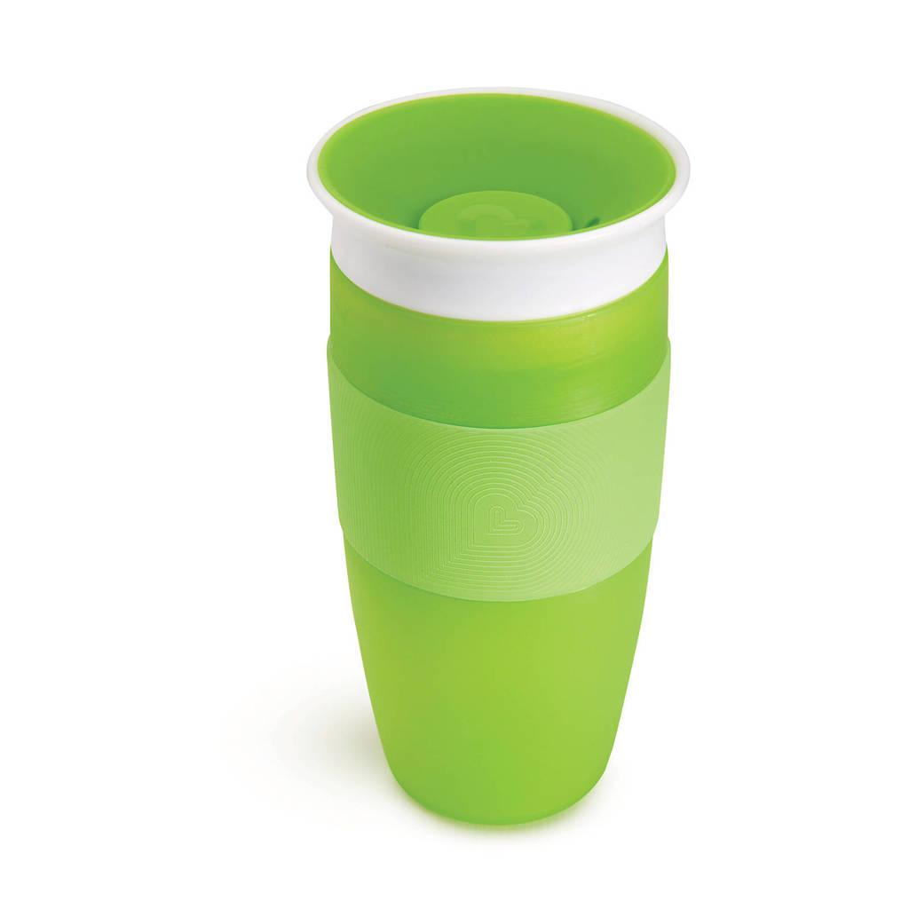 Munchkin Miracle 360° Sippy Cup 414 ml groen, Groen