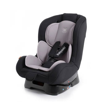 Lolo autostoel groep 0+/1 zwart/grijs