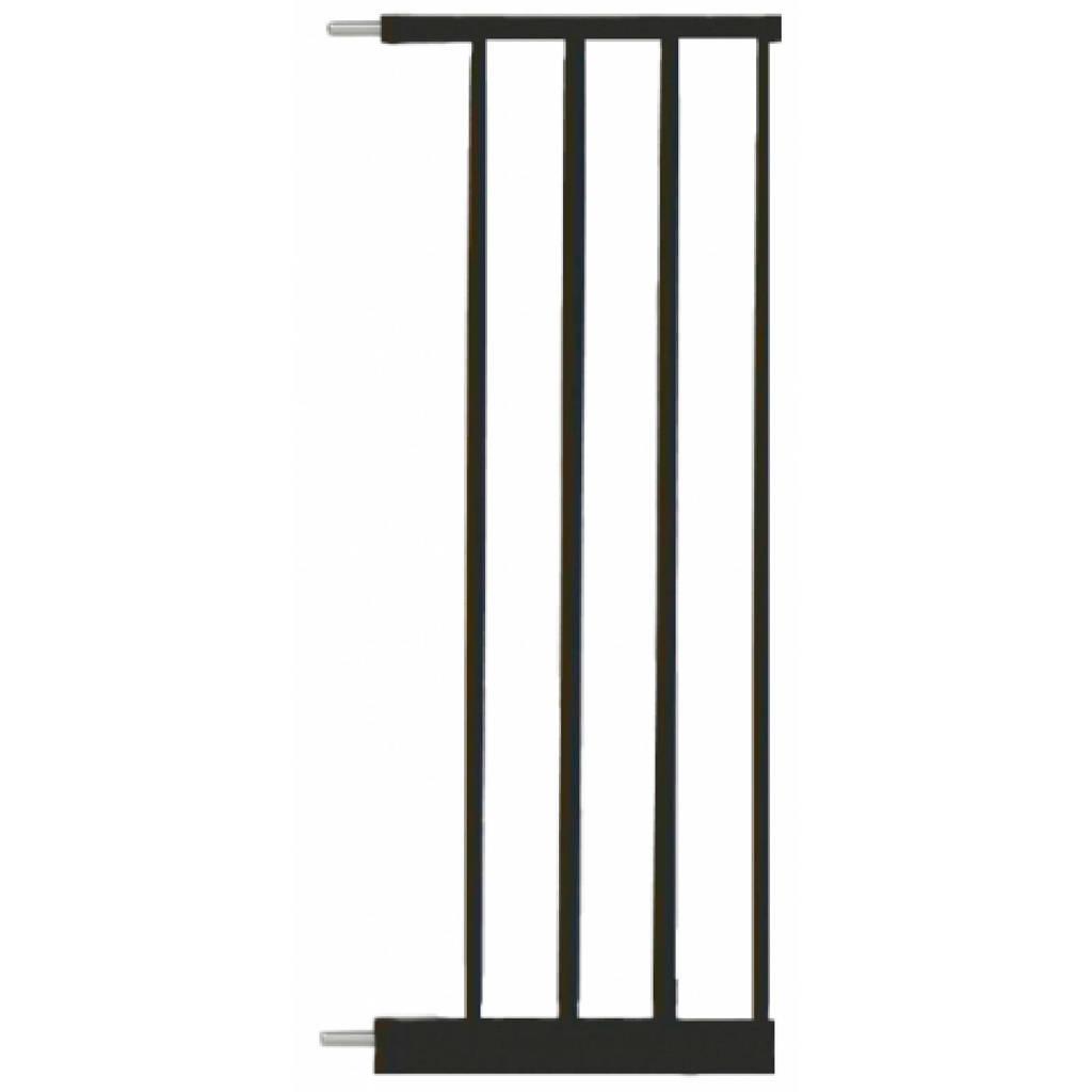 Noma Easy Fit verlengstuk 28 cm zwart, Zwart