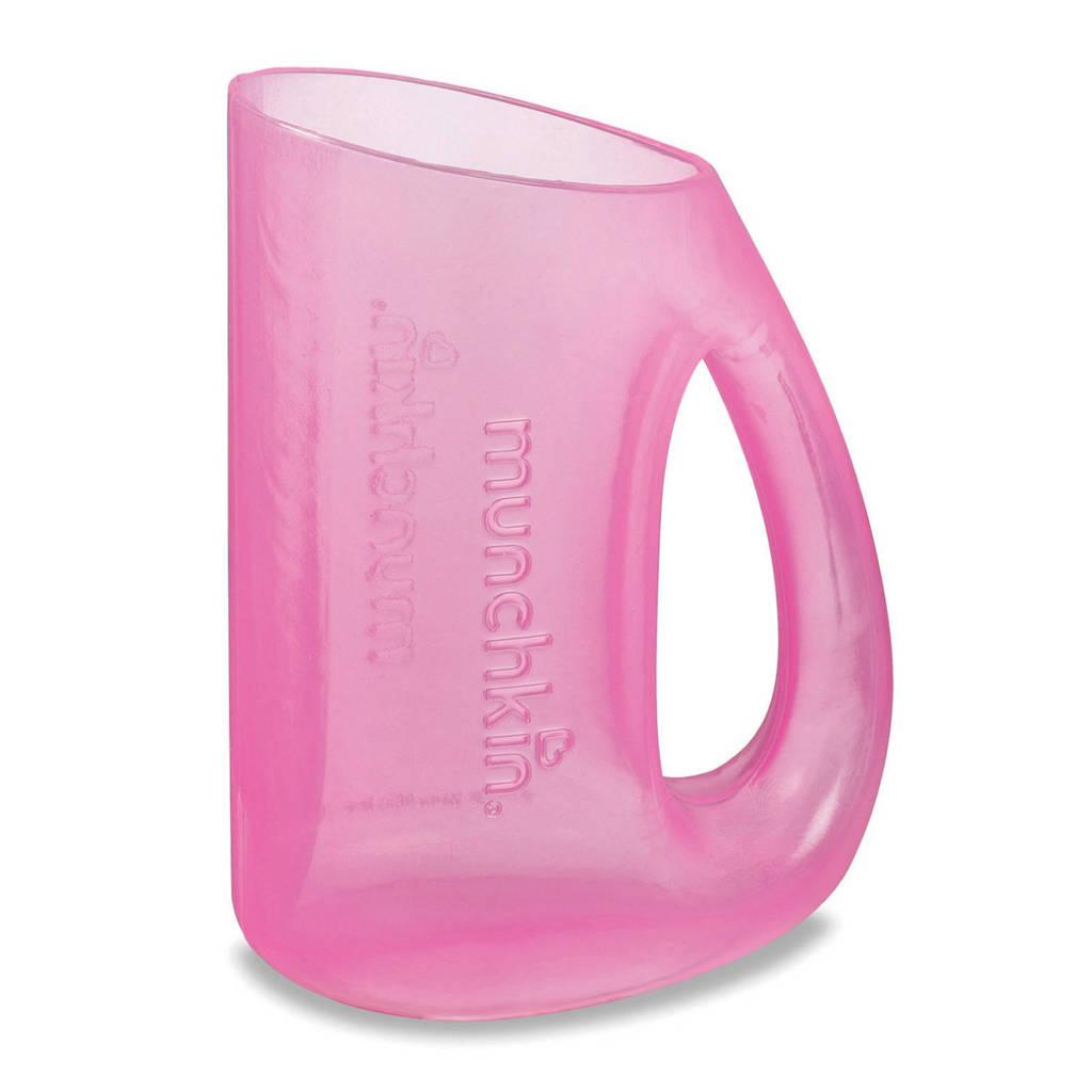 Munchkin shampoo beker roze, Roze