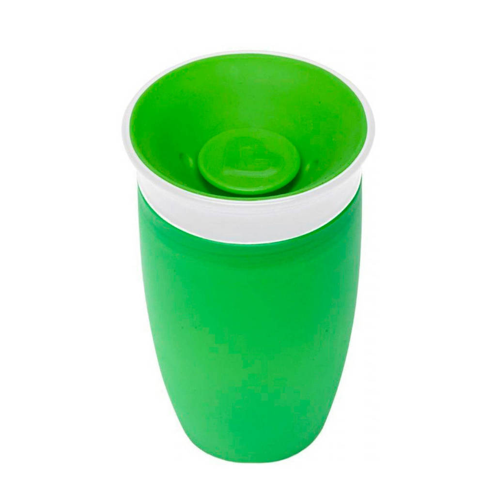 Munchkin Miracle 360° Sippy Cup 296 ml groen, Groen