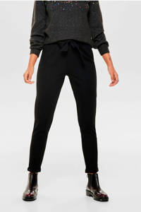 ONLY straight fit broek zwart, Zwart