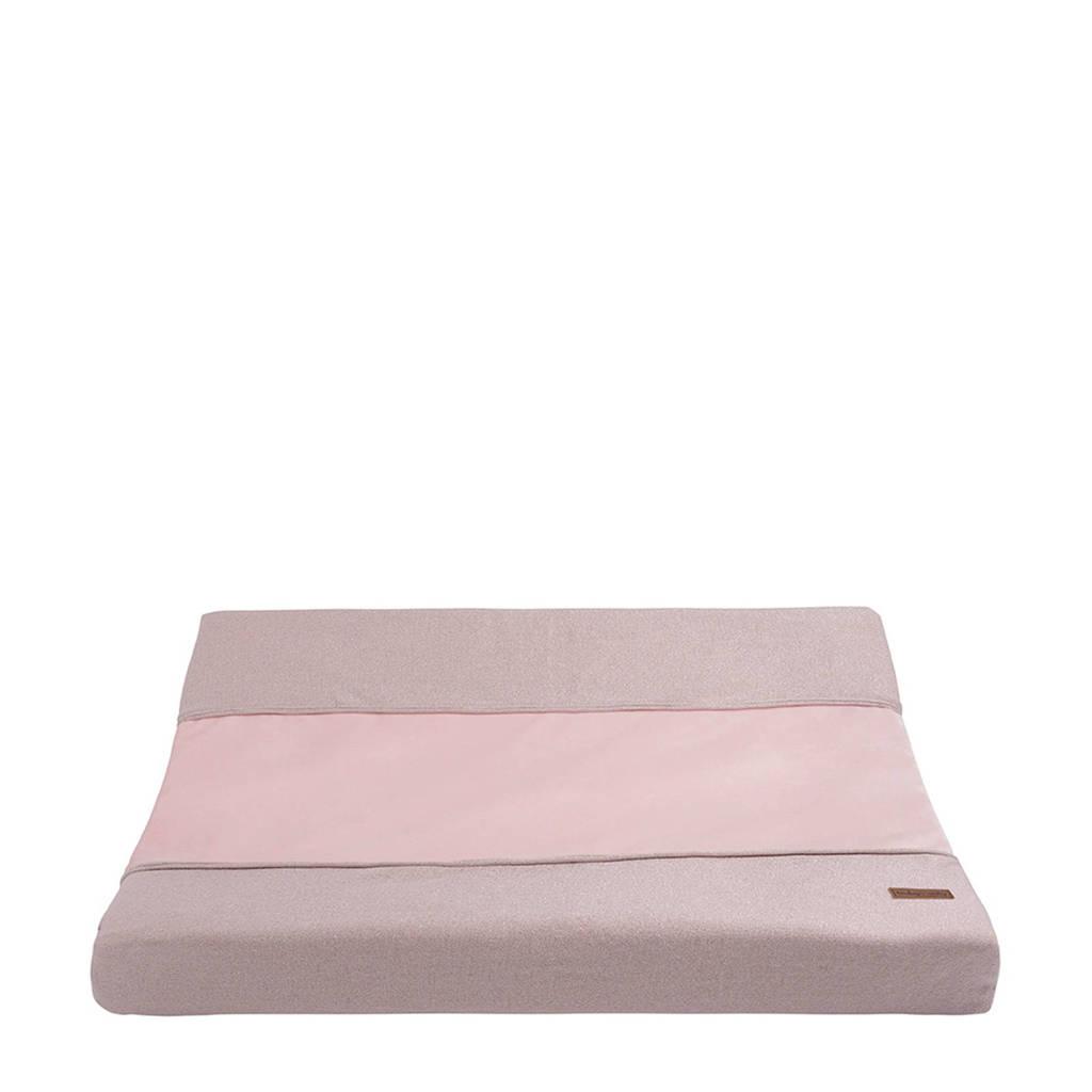 Baby's Only aankleedkussenhoes Sparkle zilver/roze, Roze/Zilver