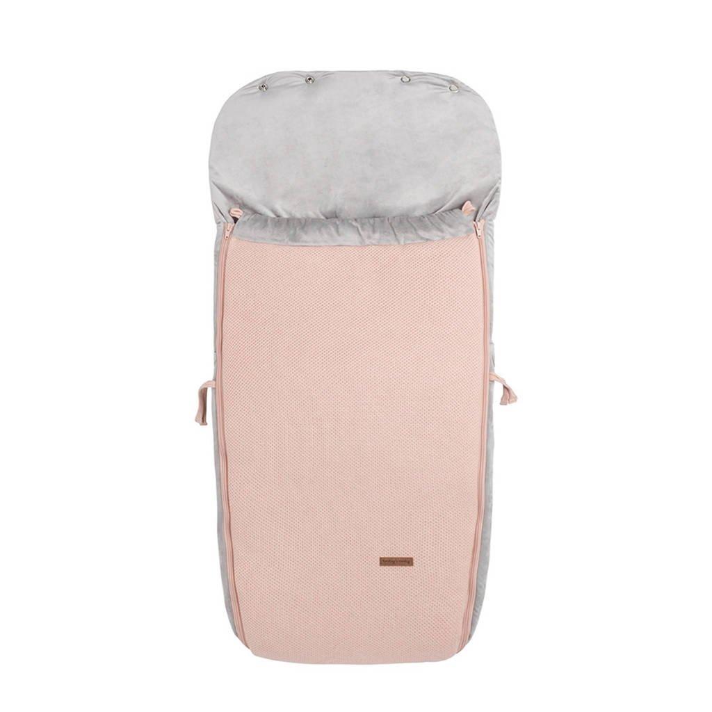 Baby's Only voetenzak Classic roze, Roze