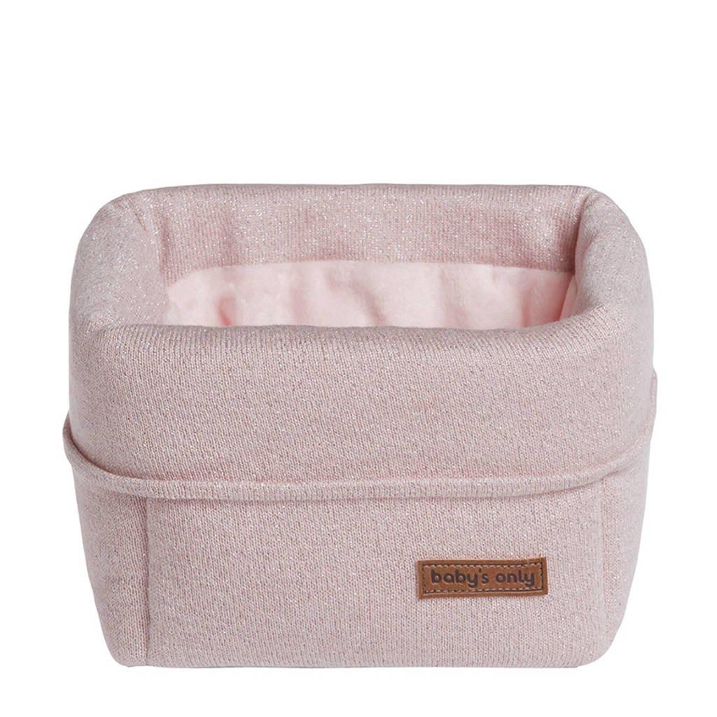 Baby's Only commodemandje Sparkle roze, Roze