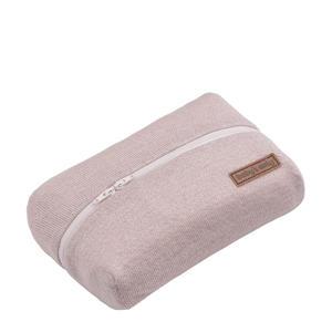 billendoekjeshoes Sparkle roze/zilver